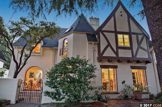 Crocker Highlands Classic Newly Listed at 657 Carlston Avenue