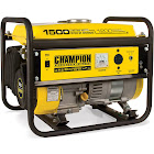 Champion 42436 1200 1500 Watt Portable Gas Powered Generator Carb
