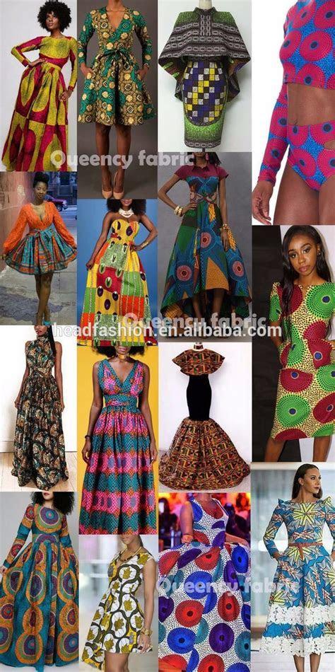 Lq140 Queency 2017 Fashion Kitenge Bazin Style Designer