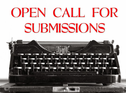 Open Call for Submissions – September 2017!
