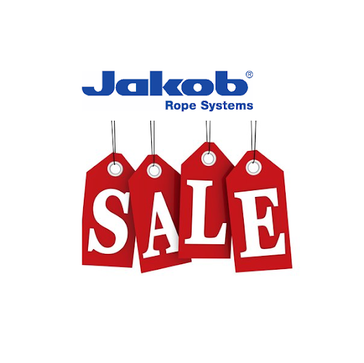 30% OFF | Black Friday Super Deal @ Jakob Rope Systems