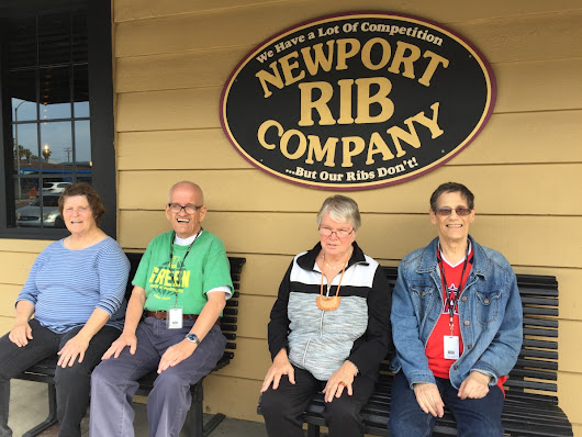 Newport Rib Company Partners with Goodwill of OC to Change Lives