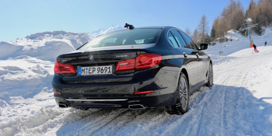 Test BMW 540i xDrive + Harman Kardon: Thrilling me softly
