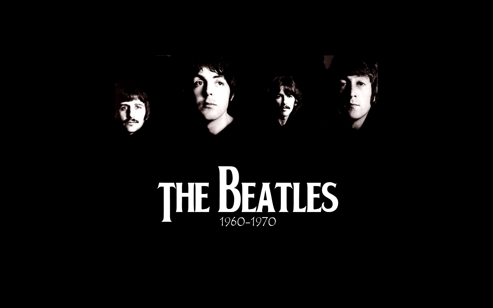 The Beatles Wallpapers - Wallpaper Cave