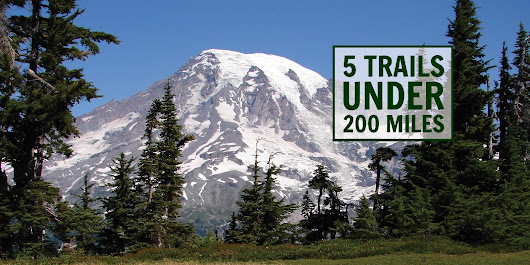 A Thru-Hike for Everyone: 5 Trails Under 200 Miles - The Trek
