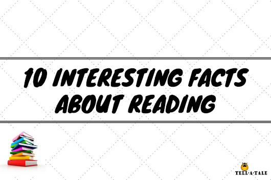 10 interesting facts about reading