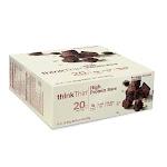 Thinkthin High Protein Bar, Brownie Crunch - 10 pack, 2.1 oz bars