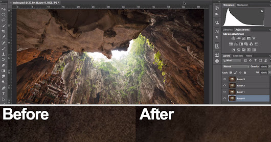 Here's a Trick for Removing Noise in Photoshop While Keeping Details