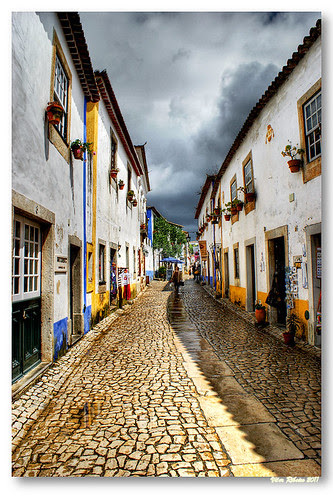 Rua Direita by VRfoto