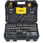 Dewalt Piece Mechanic Tool Set, 142 Pieces