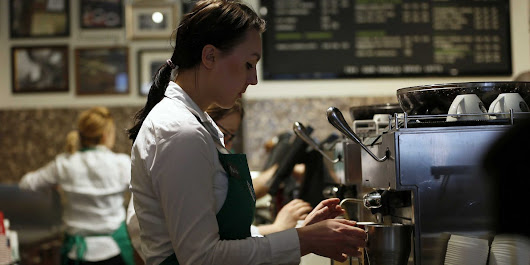'They'd rather us be machines': Starbucks baristas reveal the worst parts of working there