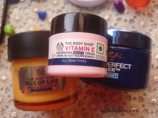 Do You Need A Night Cream? : #thebasicsseries  |  High On Gloss – Indian Beauty & Makeup Blog