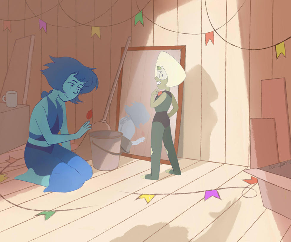 Barn mates (Steven Universe)