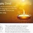 Diwali Wishes to our Jawans