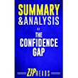 Amazon.com: Summary & Analysis of The Confidence Gap: A Guide to the Book by Russ Harris (9781986294928): Zip Reads: Books