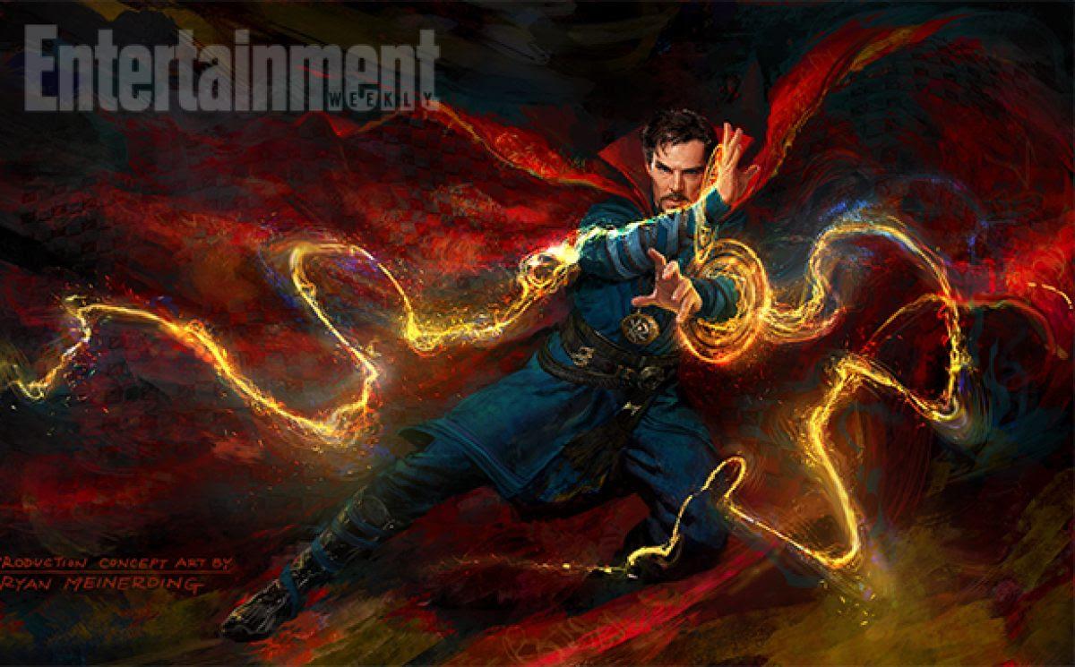 Resultado de imagem para Doctor Strange posters