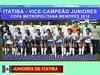 Continuam abertas inscrições para times da região para a 10ª Copa Metropolitana de base