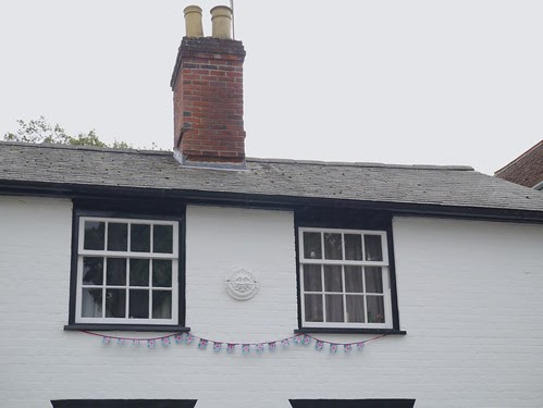 Smiley House in Thaxted by gezkaz