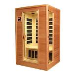 GDI Luxury 2 Person IR Carbon Sauna 6202-03