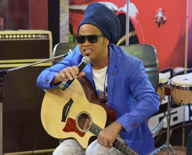 Carlinhos Brown fala sobre final do programa (Foto: Isabella Pinheiro/ Gshow)