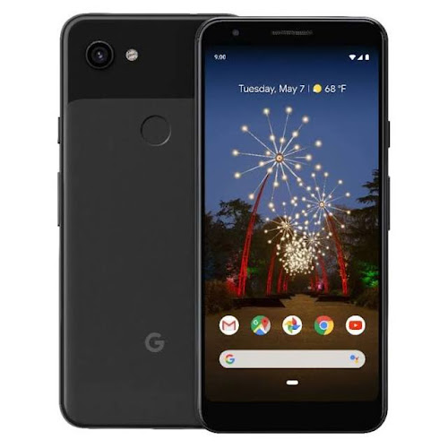 Google Pixel 3a  - Unlocked - Just Black