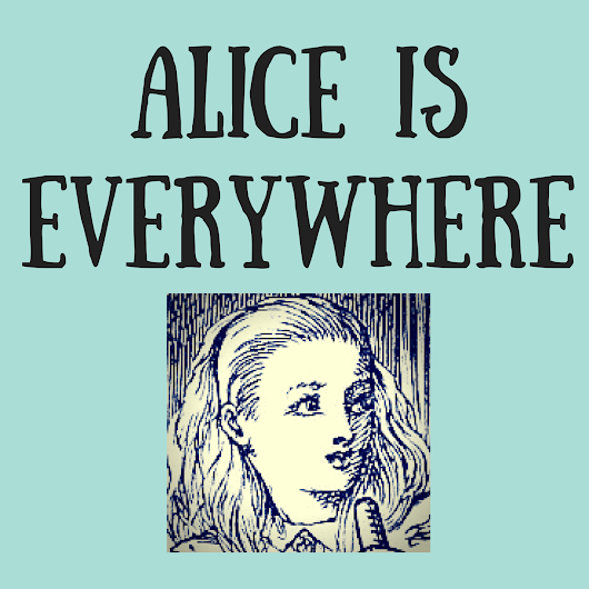 Alice In Wonderland And The Beatles Podcast | Alice Is Everywhere