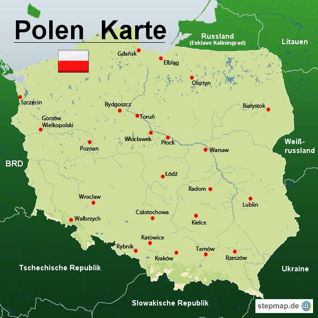 Polen Karte Umriss.Fidedivine 25 Bilder Karte Polen