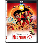 Incredibles 2 (DVD), movies