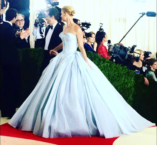 Real Life Cinderella Claire Danes at The Met Gala: Get the Look |