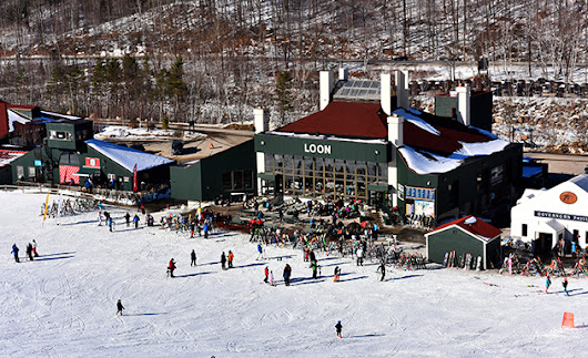 Ski Mountains in NH | Steele Hill Resorts