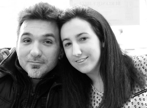 NEAPOLITAN PORTRAIT - SANTOS M. PERANDONES & JULIA GETINO by juanluisgx