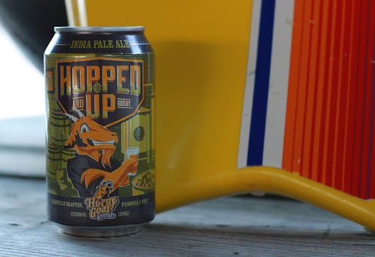 Hopped Up 'N Horny India Pale Ale Summer Beer | Summer Brew Review