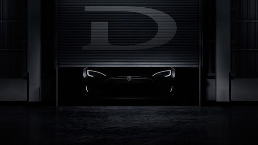 Tesla will unveil new car and 'something else' on October 9th