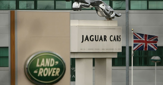 Jaguar Land Rover reaches agreement to buy renewable electricity from EDF Energy