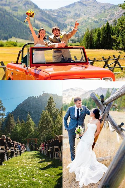 17 Best images about Squaw Valley Lake Tahoe Weddings on