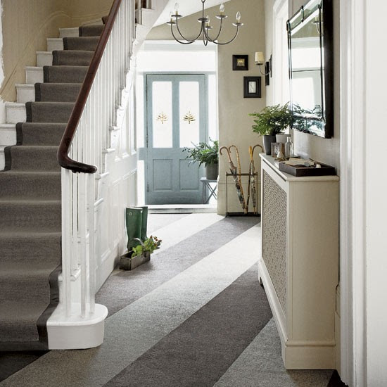 Hallway Decorating Ideas - Home Design Elements