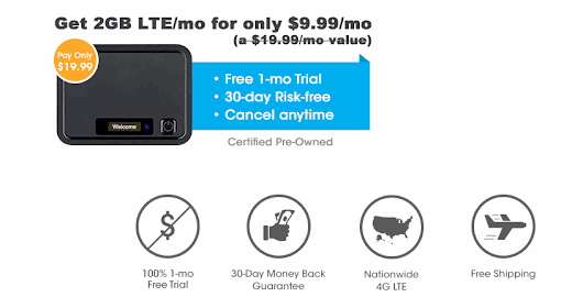 Latest Offers From FreedomPop Feature 2 GB Of Mobile Hotspot For $9.99/Month - BestMVNO