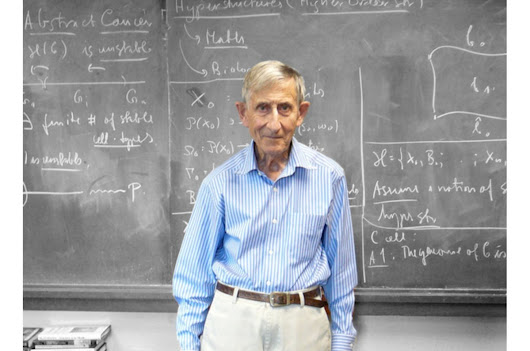 Top boffin Freeman Dyson on climate change, interstellar travel, fusion, and more