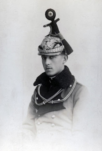 """carolathhabsburg:  Archduke Wilhelm of Austria. Teschen, also known as """"The red prince"""" He was the youngest son of archduke Karl Stephan of Austria Teschen and wife, Maria Theresa, pss of Tuscany. He was cousin of King Alfonso XIII of Spain and Crownprince Rupprecht of Bavaria (By father side) ."""