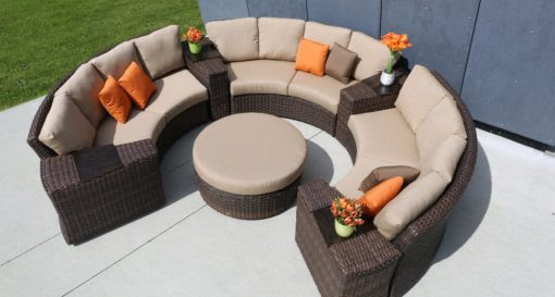 Ratana Portfino Outdoor Furniture Collection | Bishop's Centre - Bishop's Outdoor Living / Patio Furniture / Fire Pits / Umbrellas