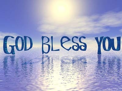 Being Nice Images God Bless You Wallpaper And Background Photos 133513