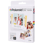 "Polaroid Premium ZINK Photo Paper, 3.5"" x 4.25"" - 20 sheets"