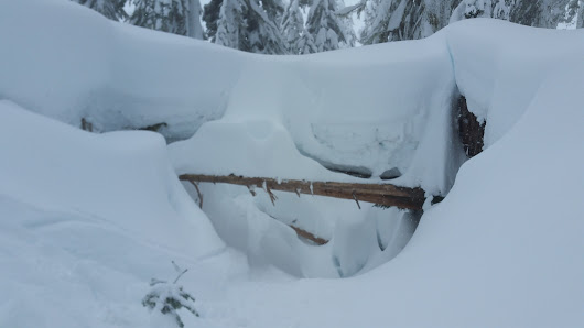 135 Inches Of Snow In 10 Days!