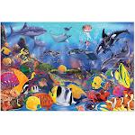 Floor Puzzle Underwater - Melissa & Doug