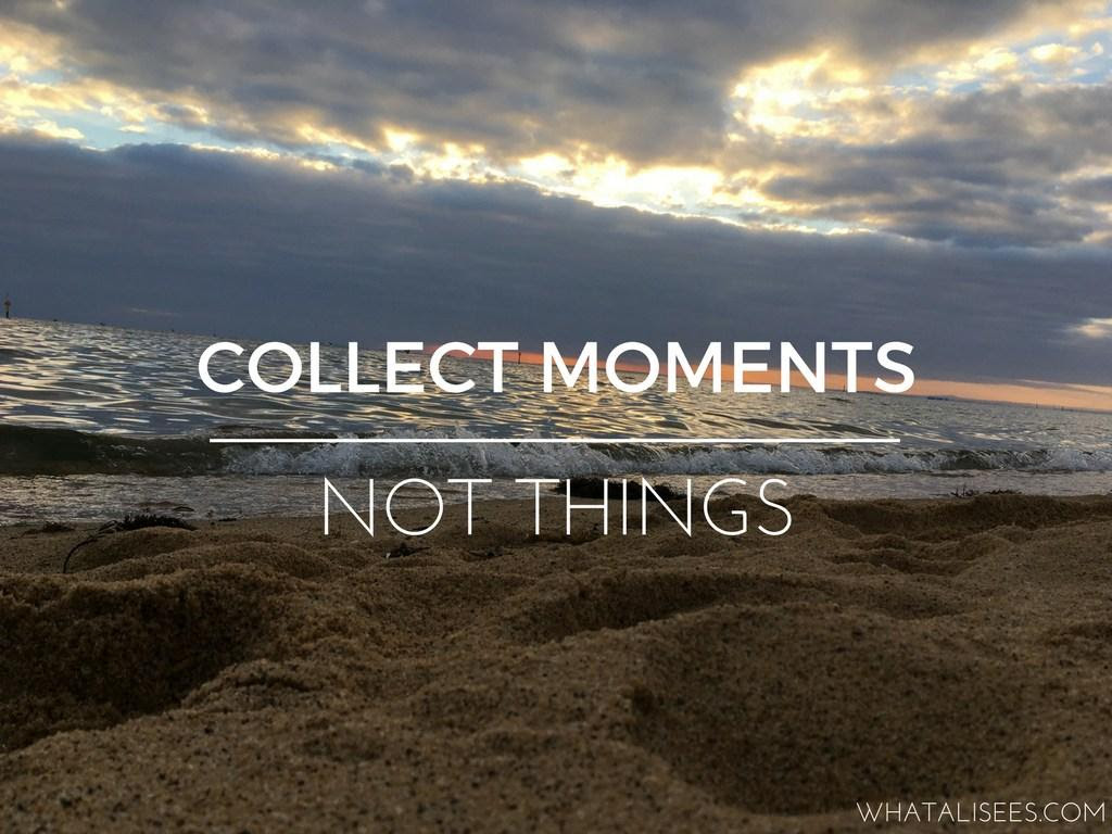 Collect Moments Not Things Paulo Coelho 1024768 Quotethee