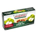 Krispy Kreme Glazed Apple Pie, 24 pack
