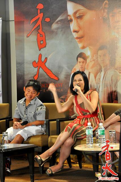 The Descendant 香火 @ NTV7   TianChad.com