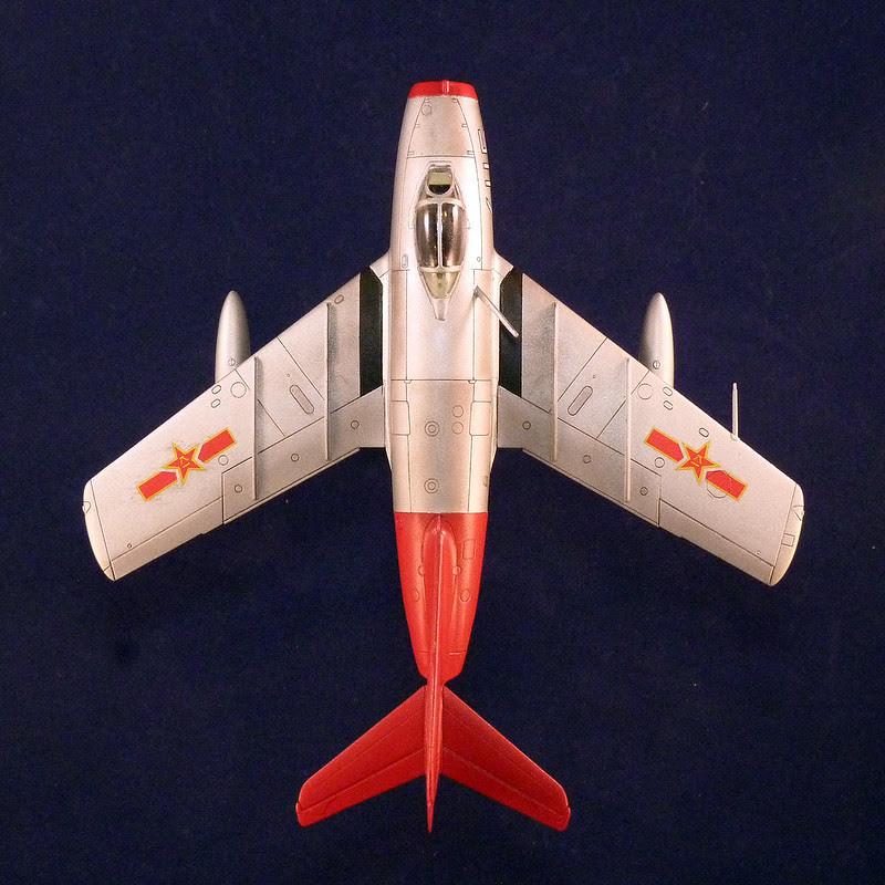 Milgeek UK: 1/72 Hobby Boss MiG-15bis