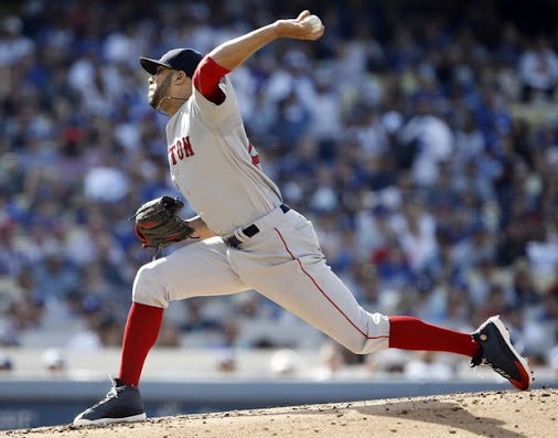 #Dodgers David Price says command 'worst in long time'; Boston Red Sox's John Farrell says Price 'had...