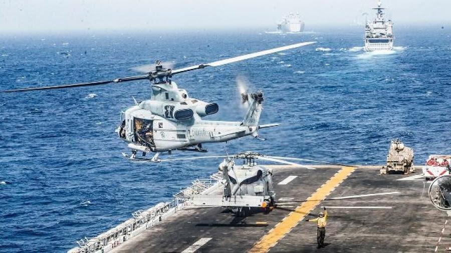 Οι αμερικανικές δυνάμεις ενδέχεται να κατέρριψαν και δεύτερο ιρανικό drone στο Στενό του Ορμούζ
